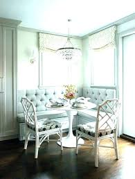 Dining Room Banquette Seating Bench Corner Curved Medium