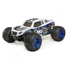 Losi LST 3XL-E: 1/8th 4wd Monster Truck RTR | TowerHobbies.com