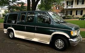 Ford E Series Van Osage Conversion 1995 150 Handicap