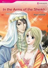 In The Arms Of Sheikh Harlequin Comics By HIMEKI KAORI SOPHIE