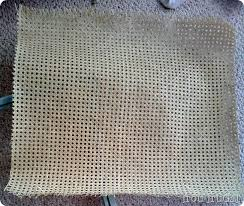 Recaning A Chair Back by Replacing Cane Webbing U2013 Getting Started Frou Frugal