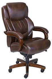 amazon com la z boy delano big tall executive bonded leather