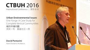 100 Pontarini CTBUH 2016 China Conference David A Case Study For Complete Vertical Communities