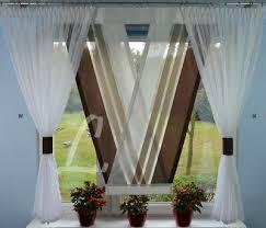 neu moderne gardinen wohnzimmer fensterdekoration braun