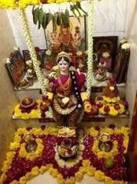 Varalakshmi Vratham Decoration Ideas In Tamil by Observing Varalakshmi Vratham Can Eradicate Financial Problems And