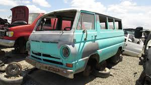 Junkyard Treasure 1967 Dodge A100 Van Autoweek 2019 Ram 1500 Reviews And Rating Motor Trend Classic Car Truck For Sale 1967 Dodge Coronet In Clark County In A100 Youtube 2017 67 Reg Laramie Crew Cab 44 57l Hemi David Cc Outtake 1962 1964 D100 Pickup A Familiar And Old Trucks 440 Chrysler Sales Brochure Dodge Power Wagon Gas Monkey Various Revealed How Monkeys Dart