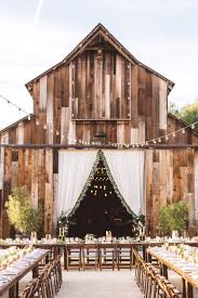 A Modern Ranch Wedding With A
