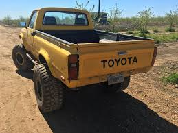 For Sale - 1981 Toyota Pickup 4x4 (Short Wheelbase)   IH8MUD Forum 1981 Toyota Land Cruiser Fj45 For Sale New Arrivals At Jims Used Truck Parts Tan Pickup 4x2 C Minor Dentscratches Damage Dyna Bu20r Truck 21918595883jpg For Sale 94896 Mcg The 530 Best Yota Images On Pinterest Off Road Offroad And Cars Trucks Xl Color Sales Brochure Original 5speed Bring A Trailer Week 2 2016 3907 1981toyotaduallypickuprear2 Fast Lane Stout Wikiwand Other Dlx Standard Cab 2door