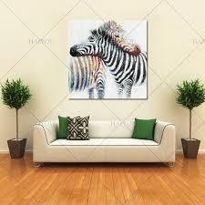 bilder drucke leinwand bilder tiere zebra wandbilder