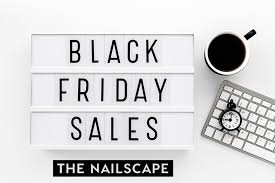 Gelish 18g Led Lamp Cosmoprof by Pwl Black Friday Nail Deals You Can U0027t Miss The Nailscape