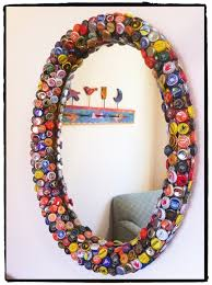 Decorate A Mirrors Frame