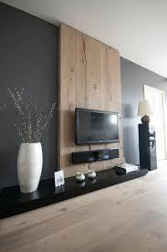 moderne wanddeko aus holz im rustikalen stil holzwand