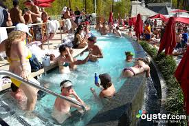 27 Adult Pool Photos At THEHotel At Mandalay Bay   Oyster.com Aureole Mandalay Bay Rx Boiler Room Buddha Statue At The Foundation Vhp Burger Bar Skyfall Lounge Delano Las Vegas Red Square Restaurant Vodka Rick Moonens Rm Seafood Fine Ding Resort And Casino Revngocom Time Out Events Acvities Things To Do Hotel White Marble Top Table Tag Bar With Marble Top Eater