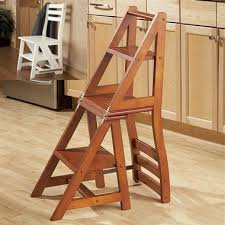 nice looking step stool chair wooden chair step stool plans diy