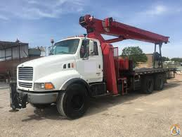 1999 NATIONAL 900 BOOM TRUCK Crane For Sale In El Paso Texas On ...