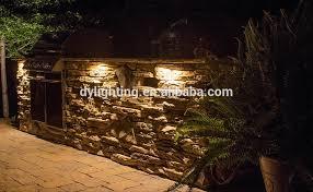 led retaining walls light led post cap ligh led low voltage