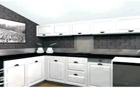cuisine gris et noir modele cuisine blanc laquac modele cuisine blanc laquac