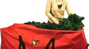 Upright Christmas Tree Storage Bag Pretty Inspiration Ideas Bags Best Amazon With Wheels
