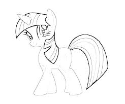 800x667 My Little Pony Coloring Pages Princess Twilight Sparkle Alicorn S