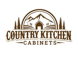 Country Kitchen Cabinets Logo Design Concepts 22