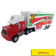 Dimana Beli Pixar Car No.95 Mack Racers Truck Lightning McQueen Toy ...