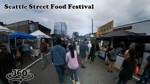 Seattle Street Food Festival - YouTube