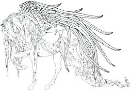 Unicorns Coloring Pages Printable Unicorn For Adults And Free