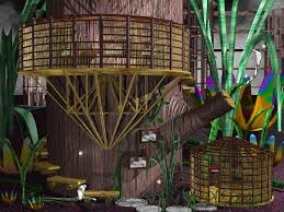 100 Tree House Studio Wood Fantasy House Art By Tony5870 On DeviantArt