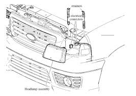 question not to sure on how to replace the headlight bulb on