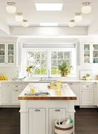 luxurious and splendid large flush mount kitchen lighting homey