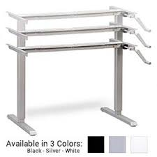 Ergo Elements Standing Desk by Amazon Com The Original Modtable Hand Crank Table Frame By