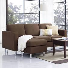 Light Brown Couch Living Room Ideas by Living Room Contemporary Small Sectional Sofa Sofas For Spaces