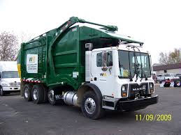 Garbage Trucks: Front Loader Garbage Trucks
