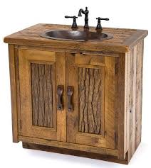 Rustic Bathroom Vanities For All Types Of Style Iomnn Home Intended Awesome Property Sale Ideas