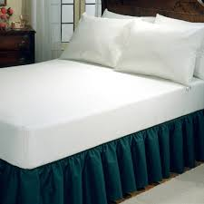 allergy relief fitted mattress protector walmart com