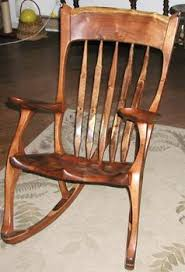 Sam Maloof Rocking Chair Class by Classes Learn Rocking Chairs Classic Ranch Tools Exotic Wood