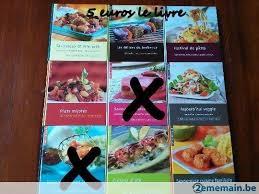 livres cuisine livres cuisine colruyt a vendre 2ememain be