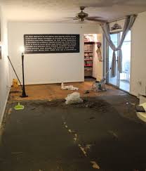 Can You Lay Tile Over Linoleum Backing by How To Remove Glued Down Carpet Lovely Etc