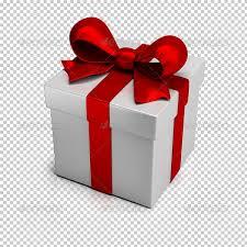 Gift Objects 3D Renders