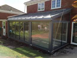 100 Glass Extention Solarlux Wintergarden Insulated Glass Extension In The