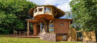 100 Tree Houses With Hot Tubs Unique Tree House Glamping Tent W Amazing Views Hot Tub 2nts