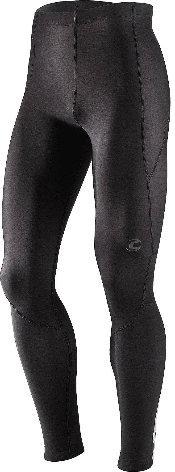 Cannondale Men's Midweight Tights, Black, X-Large