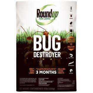 Scotts Ortho Roundup Bug Destroyer Outdoor Granules - 10lbs