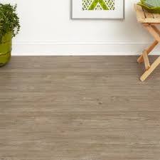 A Dark Brown Wood Effect Ceramic Tile With A Very Convincing