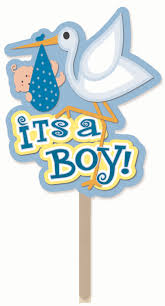 Baby Born Its A Boy Clipart Cliparts and Others Art Inspiration
