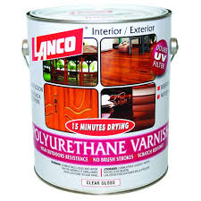 Glidden Porch And Floor Paint Sds by Lanco 15 Minutes 1 Gal Polyurethane Varnish Pv360 4 The Home Depot
