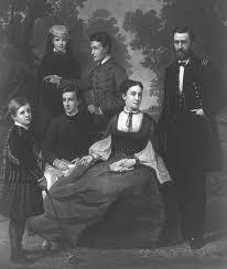 Children Frederick Dent 1850 1912 Ulysses Simpson 1852 1929 Ellen Wrenshall 1855 1922 Jesse Root 1858 1934