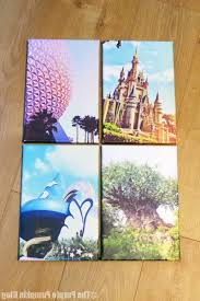Disney Wall Art At Home And Interior Design Ideas In Famous Canvas