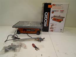Ridgid Tile Saw R4020 by Ridgid Tile Saw Deals On 1001 Blocks
