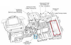 Mitsubishi Model Wd 73640 Lamp mitsubishi dlp model wd 60737 i get sound but no image it u0027s a